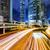 Hong · Kong · şehir · trafik · iz · gökyüzü · Bina - stok fotoğraf © leungchopan