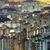 abbondante · cityscape · notte · business · costruzione · skyline - foto d'archivio © leungchopan