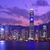 大都市 · 香港 · デモ · ビッグ · 都市 · 3D - ストックフォト © leungchopan