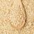 brown rice on wooden teaspoon stock photo © leungchopan