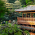 Bina · zen · bahçe · el · taşlar · beyaz - stok fotoğraf © leungchopan
