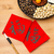 Chinese new year snack box and chinese calligraphy, meaning for  stock photo © leungchopan