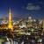 Tóquio · torre · Japão · linha · do · horizonte · cidade · ponte - foto stock © leungchopan