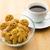 gingerbread men and coffee stock photo © leungchopan
