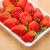 Sweet · клубника · пакет · текстуры · древесины · фрукты - Сток-фото © leungchopan