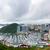 barca · Hong · Kong · legno · panorama · mare - foto d'archivio © leungchopan