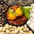 kutu · gıda · ahşap · ayçiçeği - stok fotoğraf © leungchopan