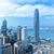 香港 · ビジネス · オフィス · 建物 · 風景 · ガラス - ストックフォト © leungchopan