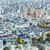 cityscape · Tóquio · edifício · paisagem · azul · torre - foto stock © leungchopan