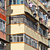 old apartments in hong kong stock photo © leungchopan