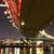 köprü · gece · Tayvan · iş · Bina · inşaat - stok fotoğraf © leungchopan