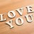 fából · készült · textúra · levelek · kifejezés · szeretet · fa - stock fotó © leungchopan