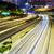 autoroute · tunnel · mouvement · voiture · route · ville - photo stock © leungchopan