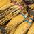 traditional salty fish in market stock photo © leungchopan
