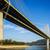 Bridge over the sea stock photo © leungchopan