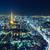 Токио · Skyline · ночь · здании · башни · Cityscape - Сток-фото © leungchopan