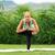 kadın · silah · yoga · antreman · spor - stok fotoğraf © leventegyori