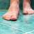 clean male toes without any dermatological issues stock photo © leventegyori