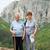 famille · trekking · jour · montagnes · femme · nature - photo stock © leventegyori