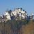 mountain gamrig in elbe sandstone mountains in winter stock photo © lianem