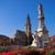 教会 · 南 · イタリア · 建設 · 壁 · 像 - ストックフォト © lianem