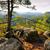 viewpoint kleinsteinaussicht in elbe sandstone mountains stock photo © lianem