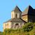 kale · kilise · harabe · Almanya · su · şehir - stok fotoğraf © lianem
