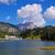 montagnes · lac · Italie · ciel · paysage · lumière - photo stock © lianem