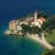 город · острове · Хорватия · фотографий · Средиземное · море · архитектура - Сток-фото © lianem
