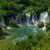 idyllique · paradis · cascade · vert · mousse · croissant - photo stock © lianem