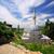 minare · kale · cami · din · Müslüman · Türkiye - stok fotoğraf © lianem