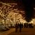 Berlijn · nacht · huis · gebouw · straat · kerk - stockfoto © lianem