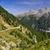 stelvio pass in south tyrol stock photo © lianem
