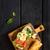 ev · yapımı · otlar · taze · pasta · sarımsak - stok fotoğraf © lidante