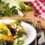 delicious salad stock photo © lidante