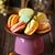 vanilya · çikolata · macarons · üç · fransız - stok fotoğraf © lidante
