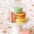 édes · desszert · üveg · bögre · epertorta · reggeli - stock fotó © lidante