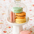 zoete · dessert · glas · jar · ontbijt - stockfoto © lidante