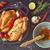жаркое · из · курицы · лимона · чеснока · продовольствие · обеда · приготовления - Сток-фото © lidante