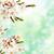 napos · gyümölcsfa · kert · gyönyörű · friss · rózsaszín - stock fotó © lidante