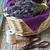 riet · mand · lavendel · boeket · paars · bloemen - stockfoto © lidante