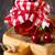 jarra · cereja · congestionamento · cerejas · guardanapo · comida - foto stock © lidante