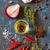 mustár · fűszer · étel · háttér · konyha · mag - stock fotó © lidante