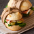 verduras · frescas · mesa · de · madera · rústico · estilo · hortalizas · tomates - foto stock © lidante