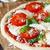 пиццы · моцарелла · ломтик · деревянный · стол · томатный - Сток-фото © lidante
