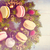 Navidad · corona · decorativo · hiedra · muérdago · cedro - foto stock © lidante