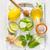 texto · frutas · legumes · fruto · vegetal - foto stock © lidante