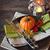 yer · yemek · masası · zarif · beyaz · restoran - stok fotoğraf © lidante