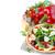 pizza · İtalyan · mutfak · yalıtılmış · stüdyo · beyaz - stok fotoğraf © lidante