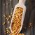 mosterd · zaden · keuken · hot · eten · lepel - stockfoto © lidante
